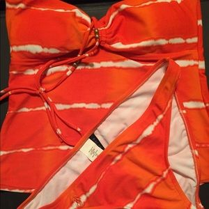 Ralph Lauren two piece swimsuit